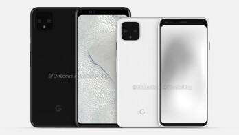 Pixel 4 XL и Pixel 4 - посмотрите последние рендеры Google Pixel 4