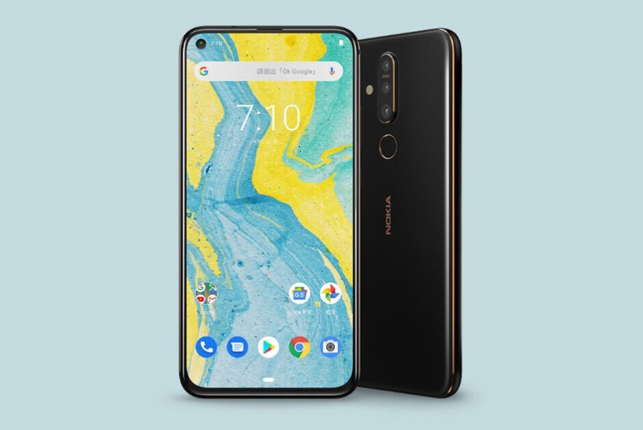 The China-only Nokia X71 - Nokia 6.2 rumor lists specs, reveals possible pricing & announcement timeline