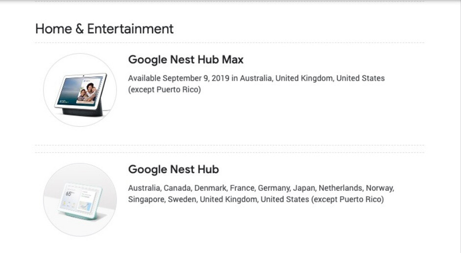 Google may have revealed the Nest Hub Max release date, and it's... still distant