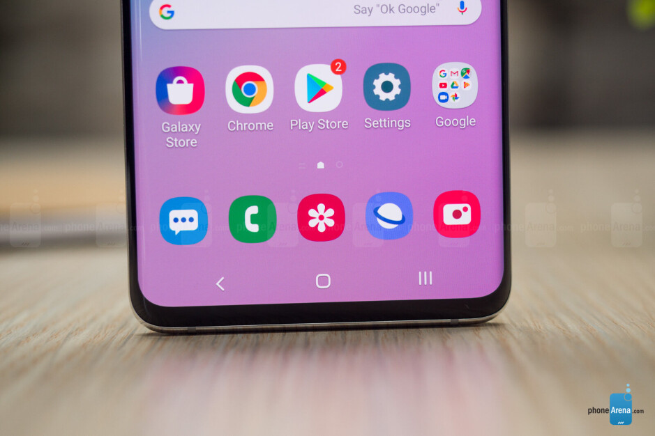 Samsung's gesture navigation vs software navigation - When will my Samsung flagship receive Android Q: All we know about One UI 2.0