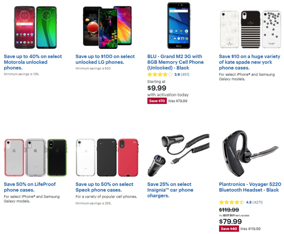 Best Buy Black Friday in July deals are live with Apple iPad, Watch, and Motorola promos