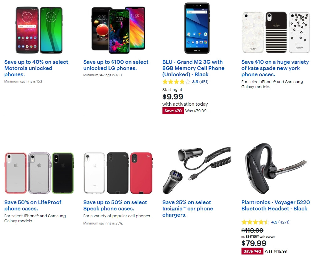 Best Buy Black Friday In July Deals Are Live With Apple Ipad Watch And Motorola Promos Phonearena