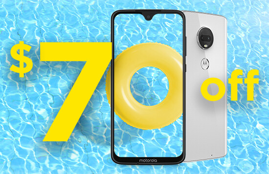 Moto G7, G7 Power, and G7 Play are discounted again at Motorola, no strings attached