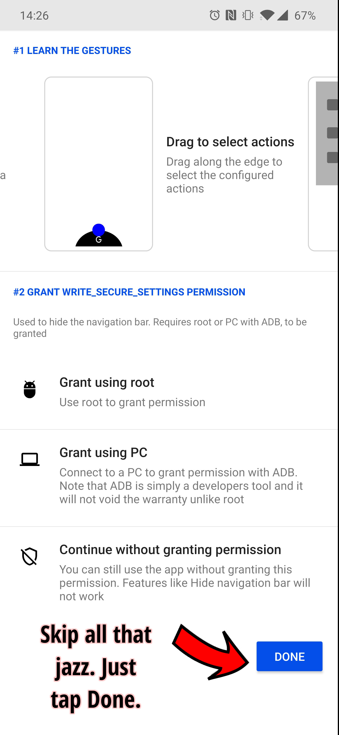 How To Use Adb To Grant Permission