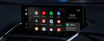 A look at the updated Android Auto screen - Updated version of Android Auto will be here soon with new app launcher and more