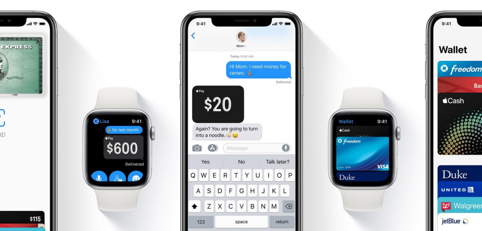 During the quarter, the number of monthly transactions handled by Apple Pay nearly doubled from a year ago - Don't look back PayPal; Apple Pay is gaining on you