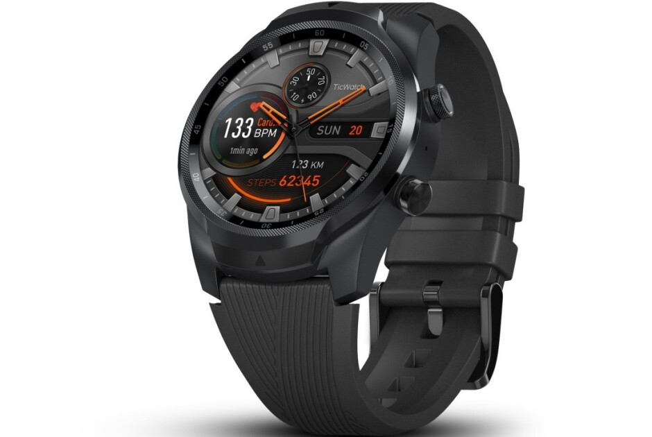 The TicWatch Pro 4G LTE is the latest Wear OS device... very few people will buy - Why is everyone so far behind Apple in the smartwatch market?