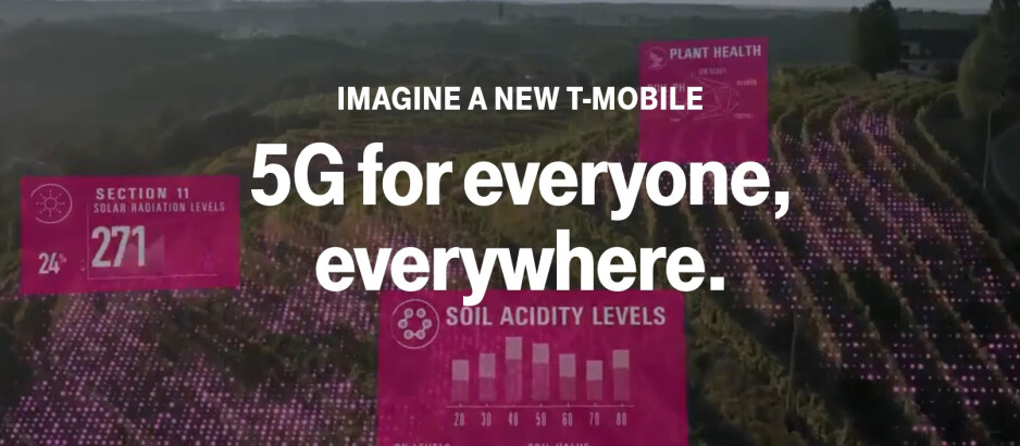 T-Mobile promotes a post merger 5G future - T-Mobile does something that no other carrier on Earth has done before
