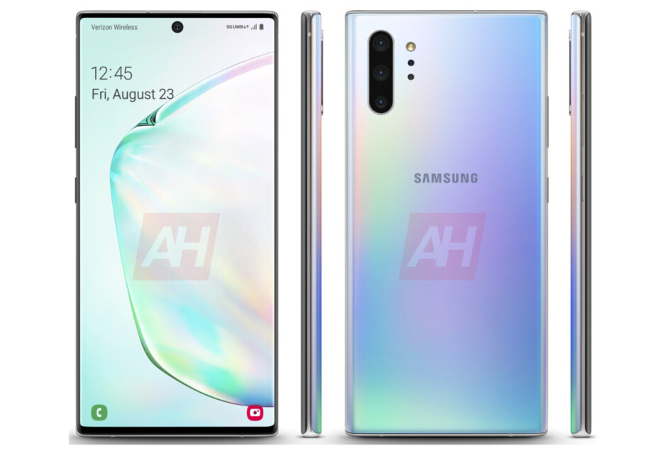 This is the Note 10+ 5G for Verizon, how much do you think it will cost?
