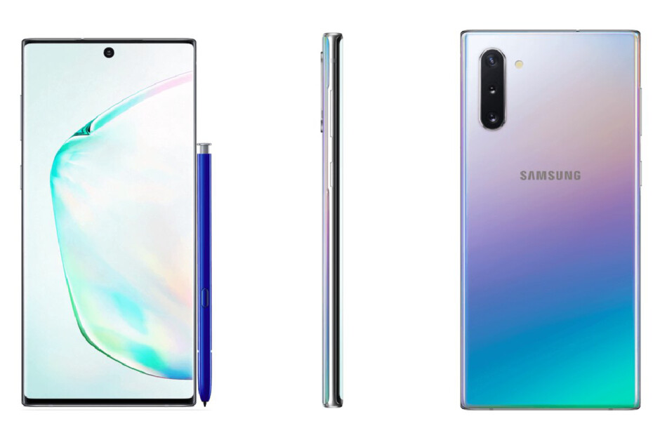 Crazy gradients? - Samsung Galaxy Note 10 rumor review: release date, price, specs, and features of the future beast