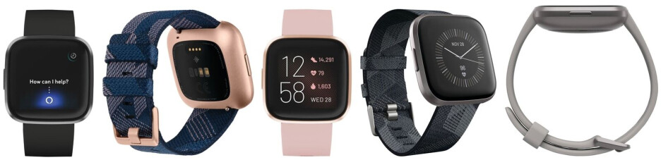 Fitbit's next Apple Watch competitor, the Versa 2, has leaked