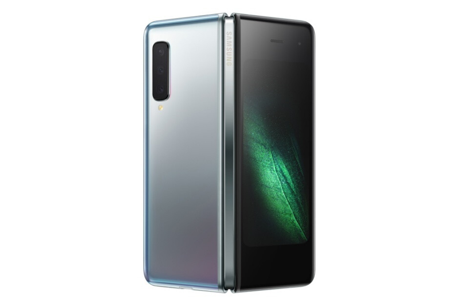"""The top and bottom of the hinge area have been """"strengthened"""" in recent months - Samsung Galaxy Fold release window narrows in new Korean media report"""