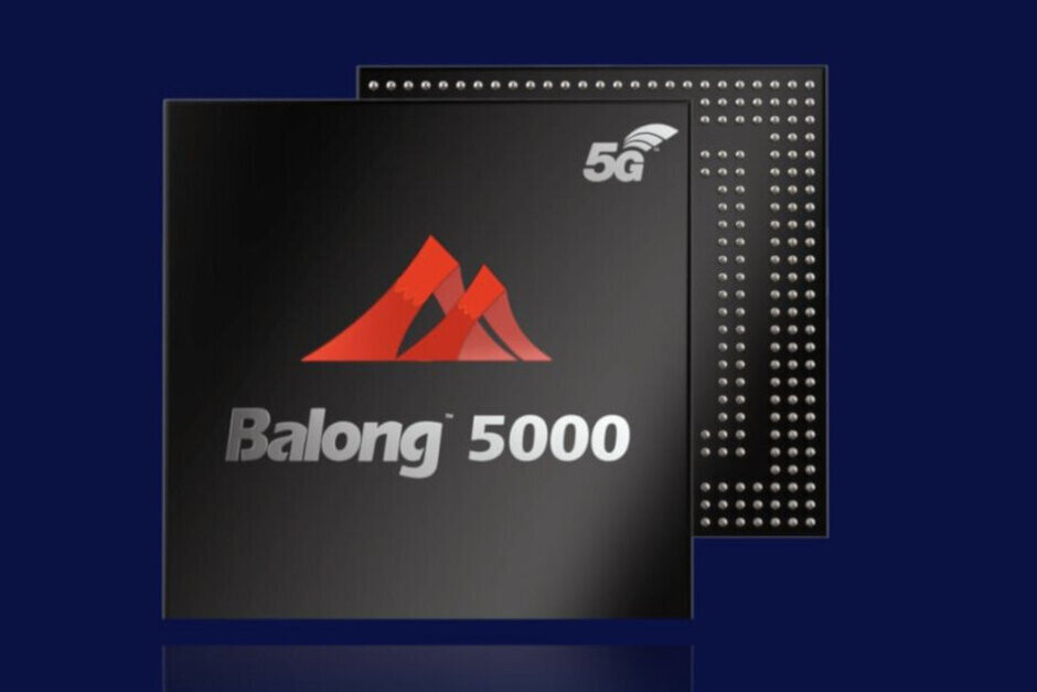 Huawei makes its own Baloong modem chips - Ban on Huawei is also hurting U.S. tech firms; Qualcomm is one example