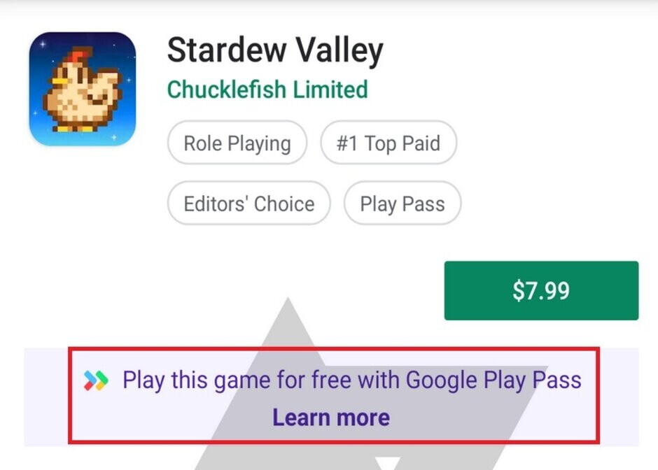 Google Play Store is working on Its Subscription Service Play Pass