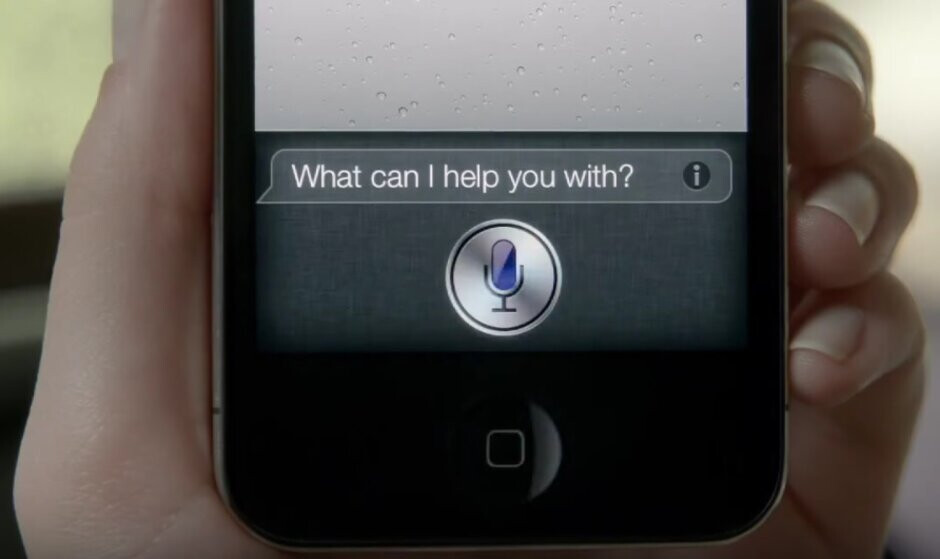 The program Apple runs to grade Siri's performance, seen here when it debuted on the iPhone 4s in 2011, has been suspended - Apple suspends program that used recordings of customers' sexcapades and medical secrets