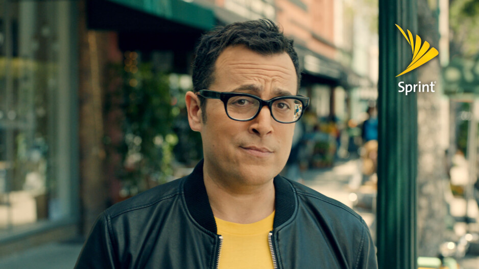 Former Verizon, now Sprint pitchman Paul Marcarelli - Sprint cuts its losses, rolls out 5G during the carrier's fiscal first quarter