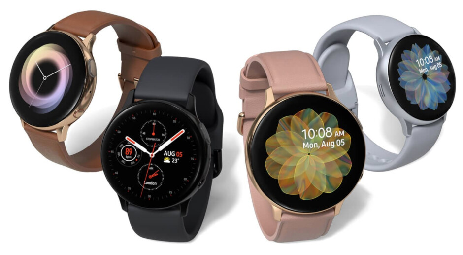 Samsung Galaxy Watch Active 2 is official: All the new features, price and release date
