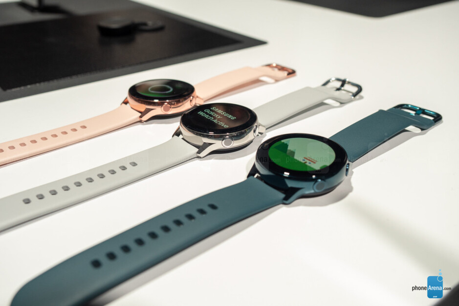 The OG Watch Active only came in one size - Samsung Galaxy Watch Active 2 vs Galaxy Watch, Active, and Gear S3: a good upgrade?