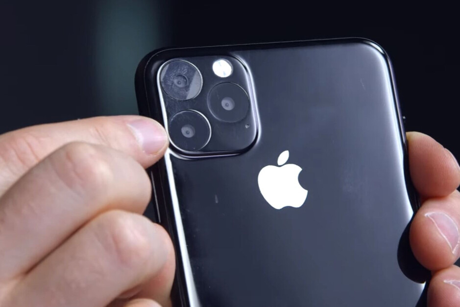 iPhone 11 Max dummy unit - The iPhone 11's release date may have been accidentally revealed