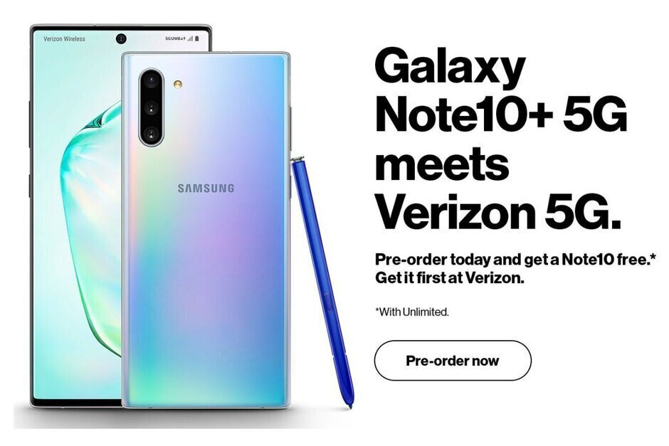 First Galaxy Note 10 sales projection is good but not great, sitting below 10 million units