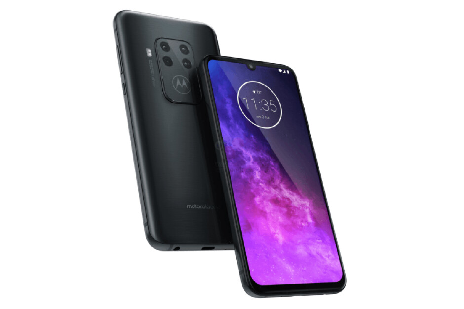 Leaked Motorola One Zoom press render - Motorola One Zoom camera details, specs, and alleged pricing emerge