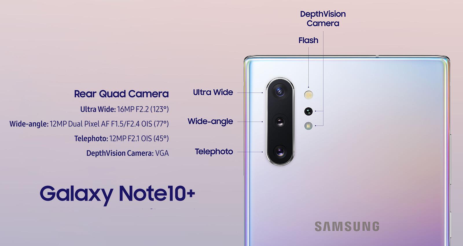 Semua yang kita ketahui tentang kamera Galaxy Note 10 sejauh ini