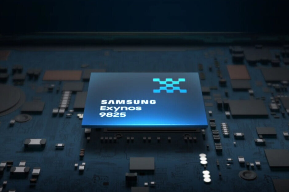 The production of Samsung's newest Exynos 9825 SoC requires certain material exported from Japan - Japan okays one shipment of material Samsung needs for its most advanced chips