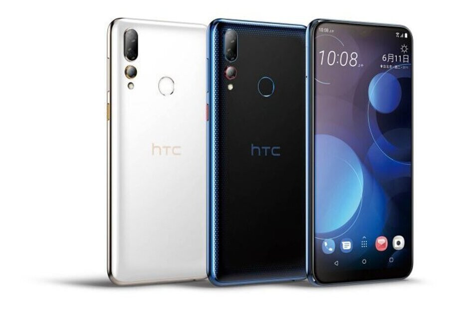 The Desire 19+ is HTC's latest forgettable phone - Why is HTC not throwing in the towel yet?