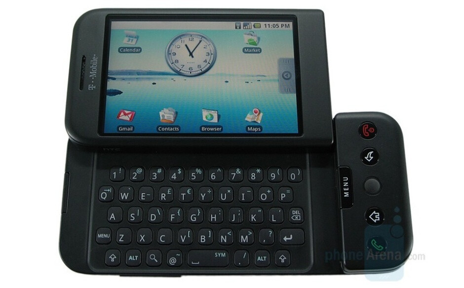 A reimagined HTC Dream, aka T-Mobile G1, could be just what the market needs after all these years - Why is HTC not throwing in the towel yet?