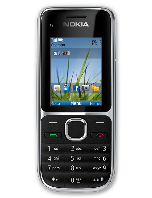 Nokia C2-01 - Nokia X2-01 and C2-01 are the newest low-end Series 40 feature phones