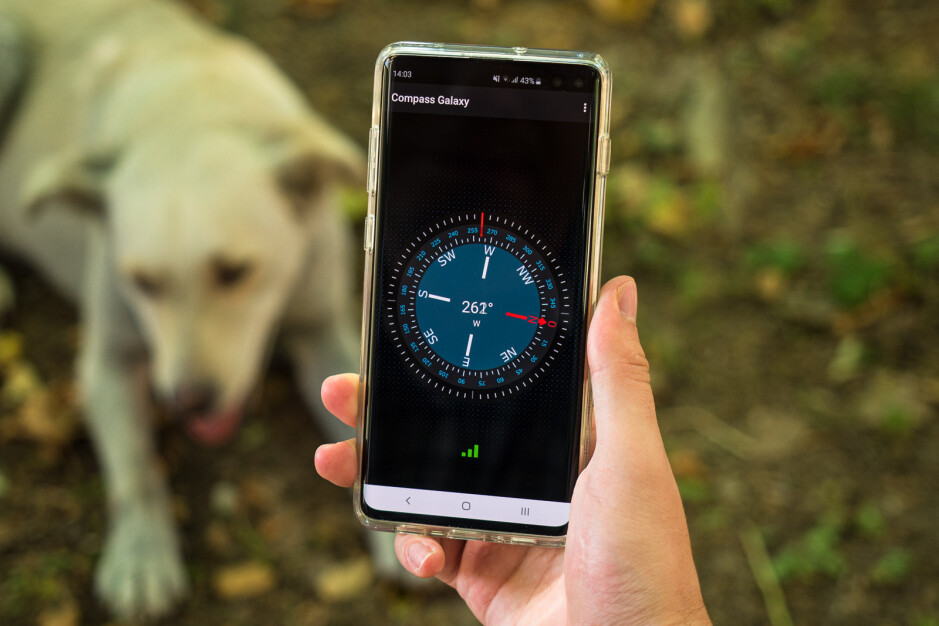How to use your phone as a compass + the best Android compass app