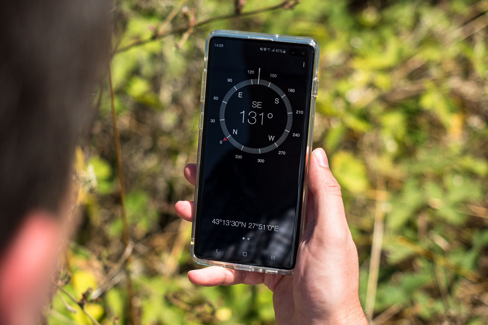 How to use your phone as a compass + the best Android