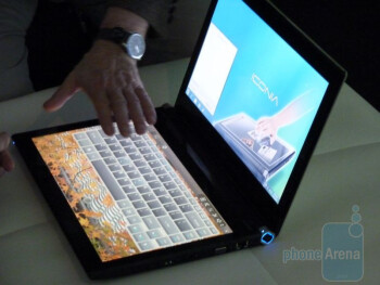 Dual-screen Acer ICONIA.