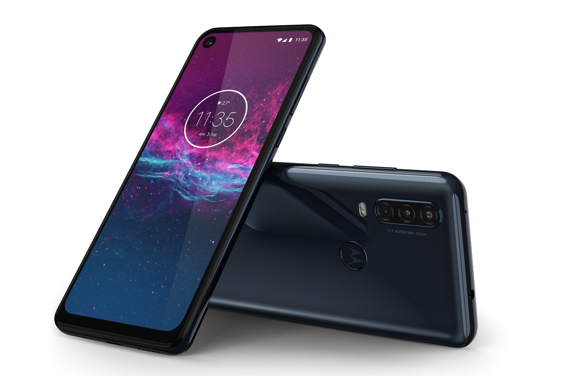 Motorola One Action Announced with 21:9 Screen & Ultra wide Camera - Details