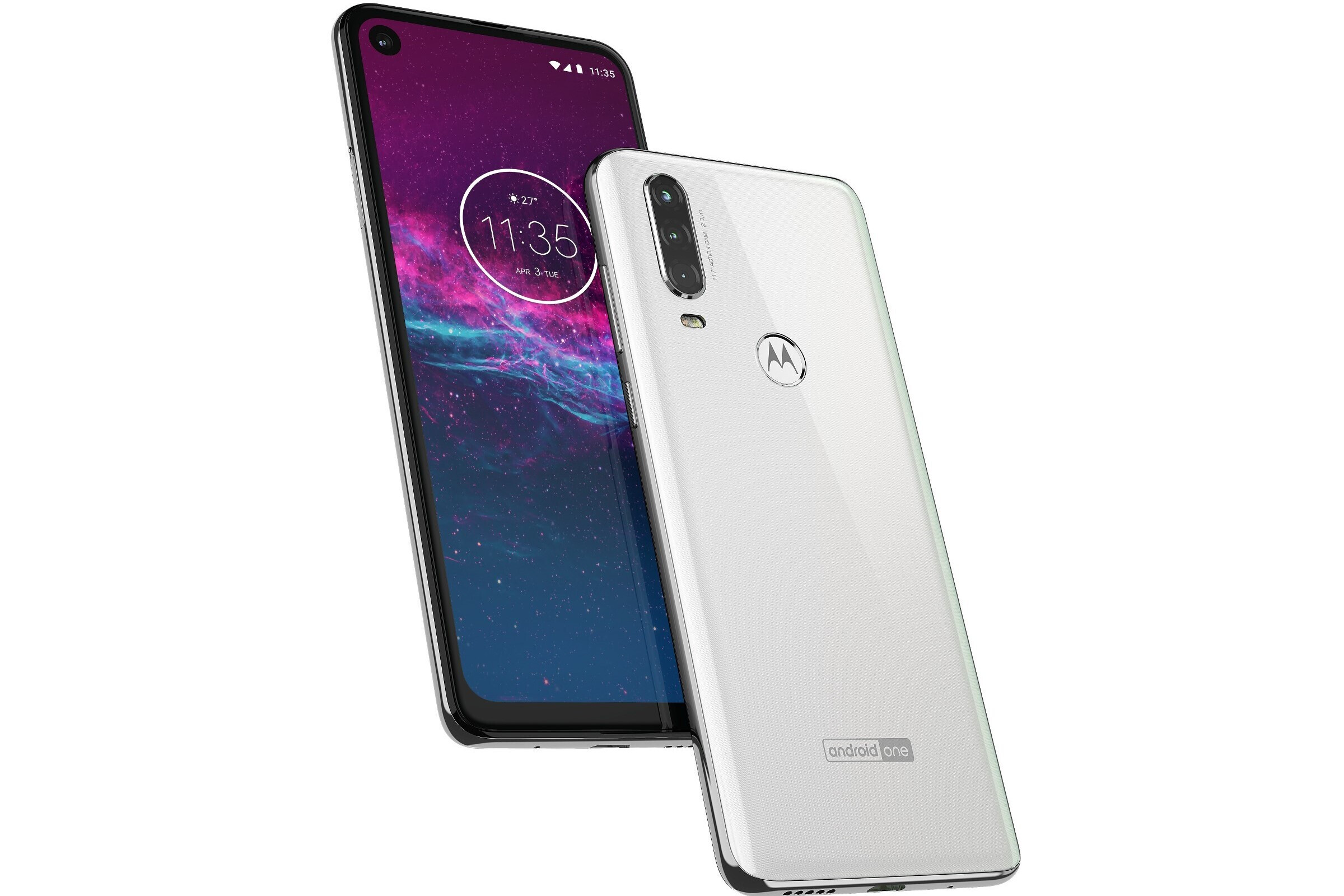 Motorola One Action with 4GB RAM, Exynos 9609 SoC announced