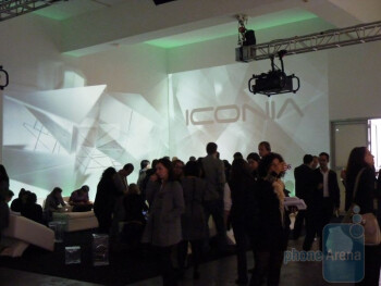 Acer unveils its line of tablet offerings in New York City