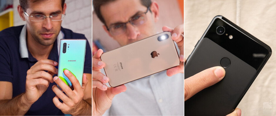 Galaxy Note 10+ barely snags victory against iPhone XS Max and Pixel 3 in camera comparison