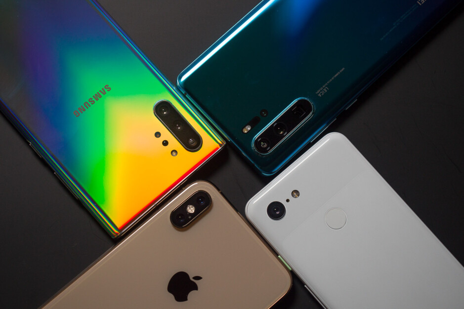 Note 10+ vs Huawei P30 Pro vs Pixel 3 vs iPhone XS Max: LOW LIGHT Camera Comparison