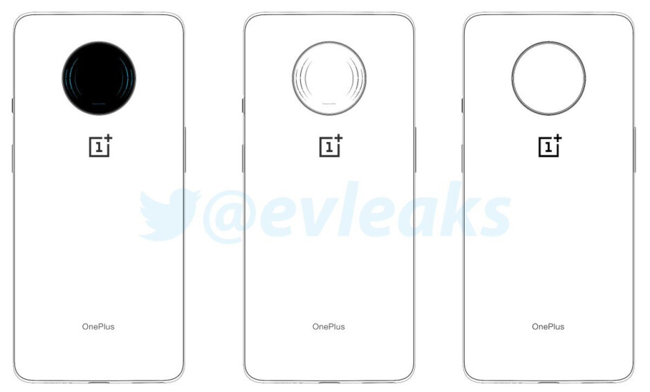Here's what the OnePlus 7T & 7T Pro might look like from the rear