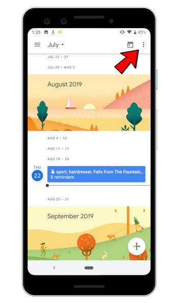 How to add a birthday to Google Calendar - PhoneArena