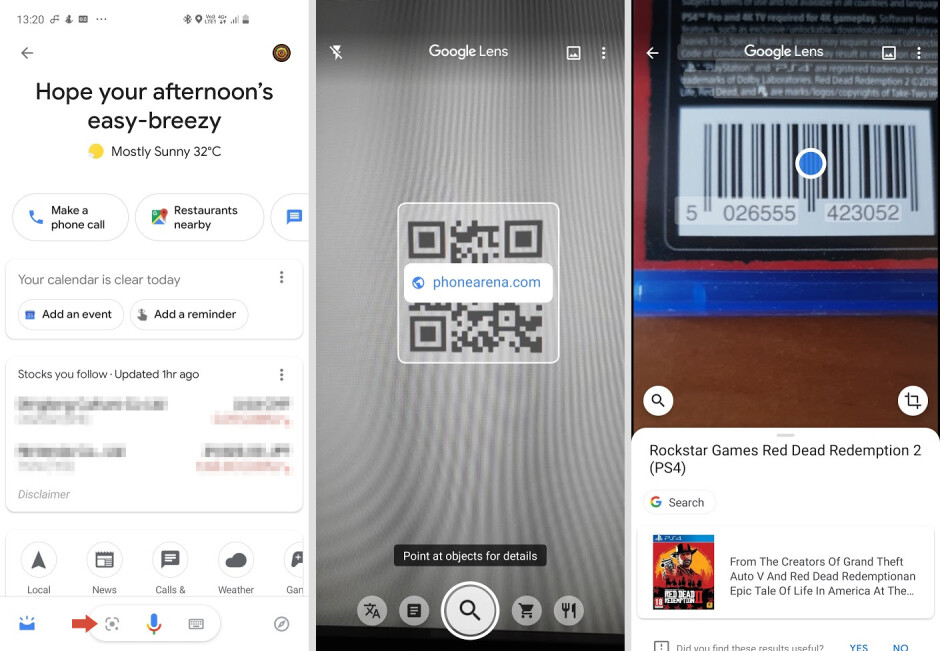 Scanning QR codes and barcodes using Google Lens - How to scan QR codes and barcodes on iPhone and Android