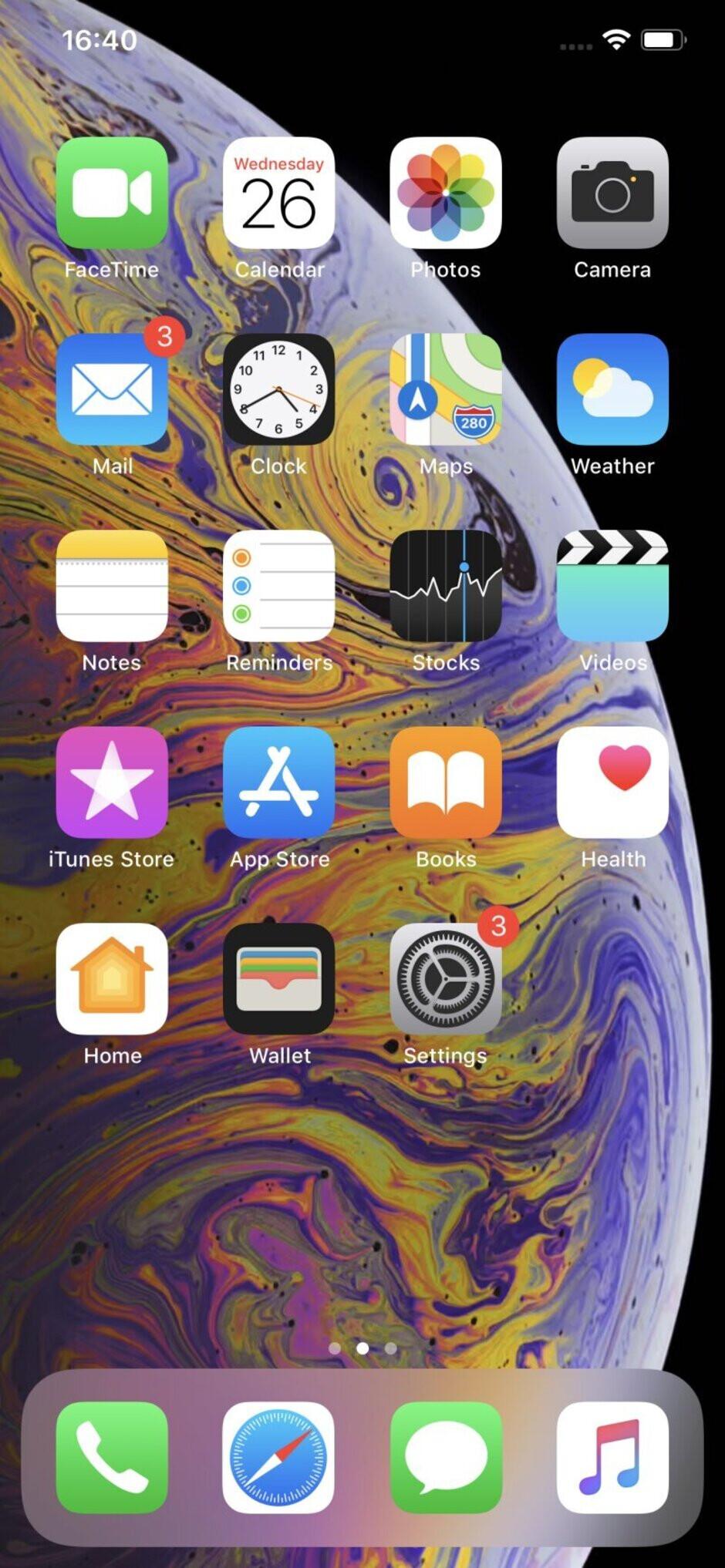 Apple's iOS 12 - Apple iPhone XS Max vs Huawei P30 Pro