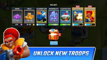 Clash of Clans developers reveal new Rush Wars combat