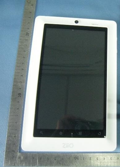 Creative ZiiO 7-inch Android tablet hits the FCC