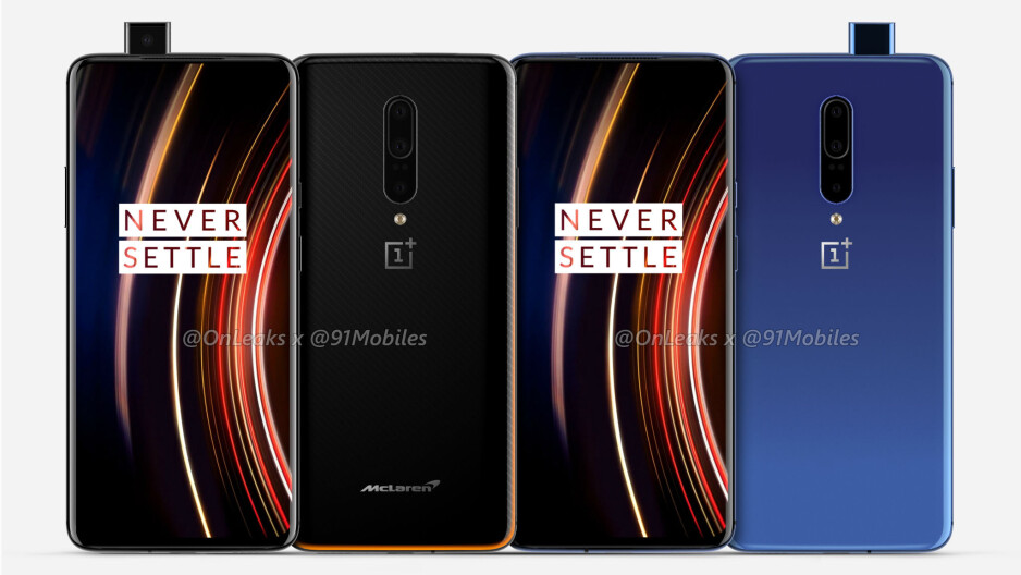 US-bound OnePlus 7T Pro leaks out, Android 10 and other features revealed