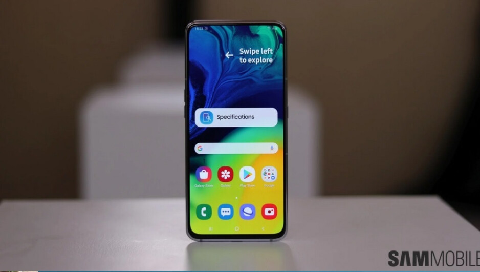 The Samsung Galaxy A90 5G will reportedly be unveiled next week at IFA in Berlin - Teaser leaks for the phone that will be one of the cheapest 5G handsets available