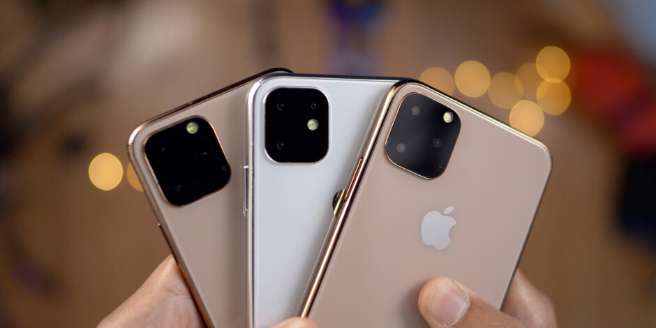 Renders of the iPhone 11 Pro - All the exciting new smartphones coming out in September 2019