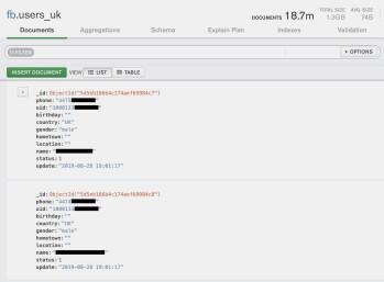 Database leak exposed phone numbers belonging to a huge