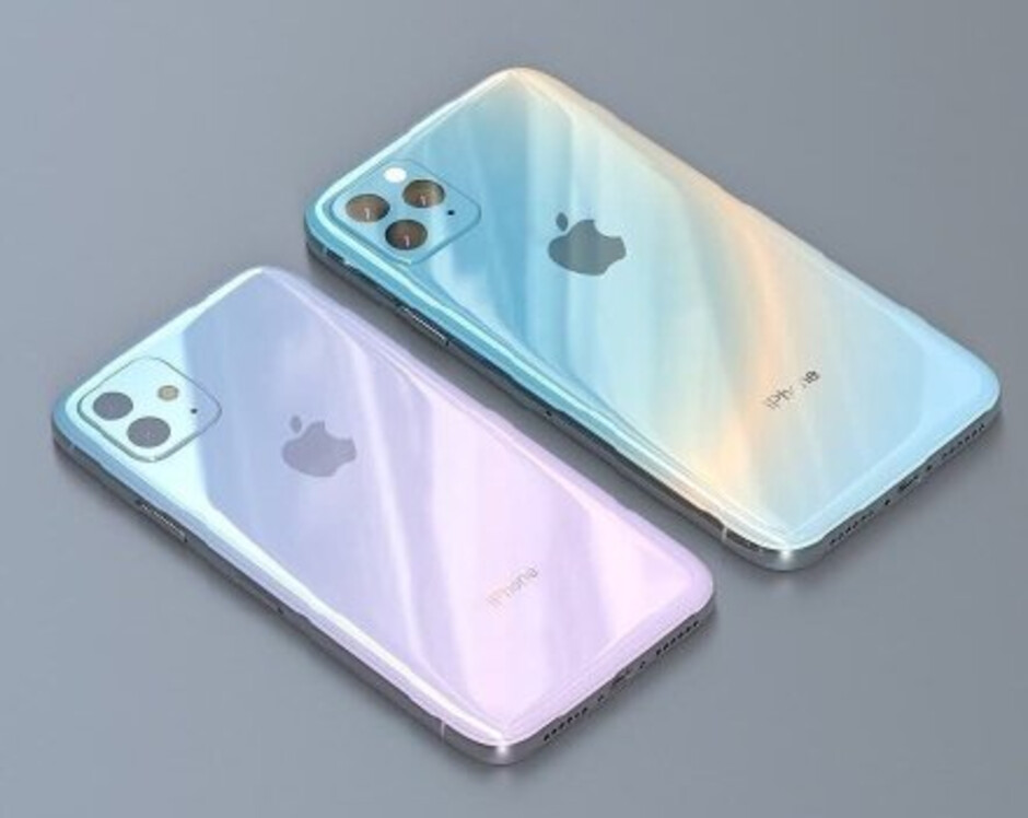 The iPhone 11 Pro might launch in a Galaxy Note 10-like ...