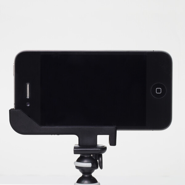 Glif tripod mount for the iPhone doubles as a kickstand